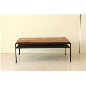 カンナ(ケルト) リビングテーブル(幅93×奥行66×高さ35cm)