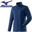 ミズノ MIZUNO レディース ブレスサーモ リップルキルトジャケット メディーバルブルー A2MC8726 15 美津濃
