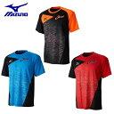 ミズノ MIZUNO Tシャツ 半袖 メンズ レディース ソフトテニス日本代表応援Tシャツ 62JA7X82画像