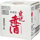 東肥 赤酒 料理用 キュービテナー 18L画像