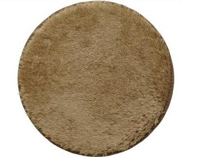 チェアパッド 洗える レスト サイズ:直径 の写真