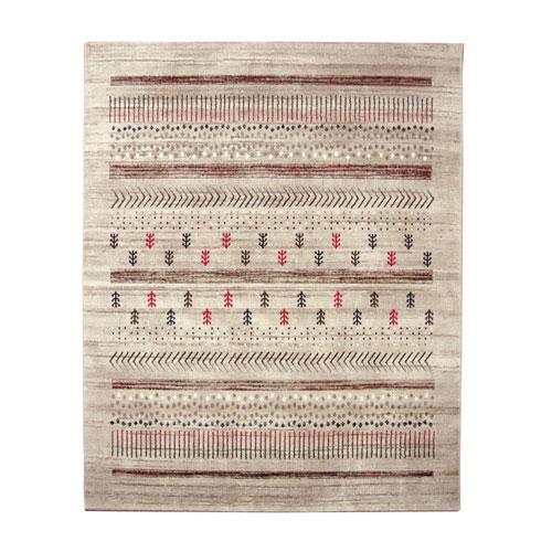 イケヒコ・コーポレーション トルコ製 ウィルトン織りり カーペット マリア RUG ベージュ 約160×230cm
