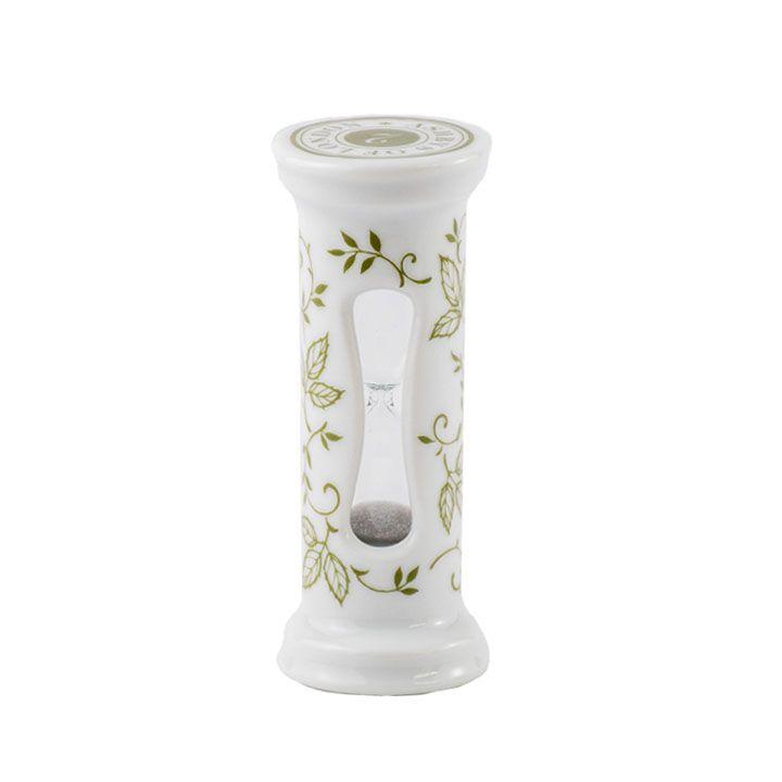 ガラス食器 ASHBYS 砂時計 2分計の写真