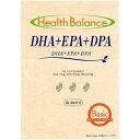 ヘルスバランス DHA + EPA + DPA 約180日分