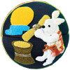 月見うさぎ手まり 手作りキット