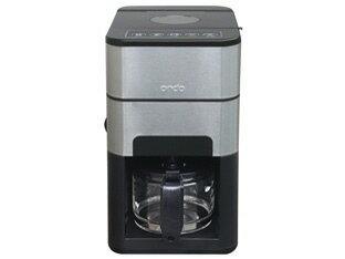 丸隆 Ondo 石臼式コーヒーメーカー コーヒーメーカー ON-01-BK