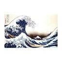 東レ 富嶽三十六景 神奈川沖浪裏画像