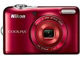 Nikon COOLPIX Life COOLPIX L32 RED