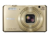 Nikon COOLPIX Style COOLPIX S7000 GOLD
