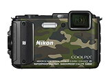Nikon COOLPIX AllWeather COOLPIX AW130 CAMOUFLAGE GREEN