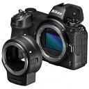 Nikon Z6 ニコン Z 6 FTZ マウントアダプターキット