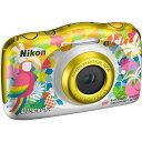 Nikon コンパクトデジタルカメラ COOLPIX W W150 RESORT クールピクス(COOLPIX) ニコン