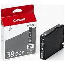 Canon PGI-39DGY画像