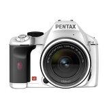 PENTAX K-X K-X レンズキット WHITE