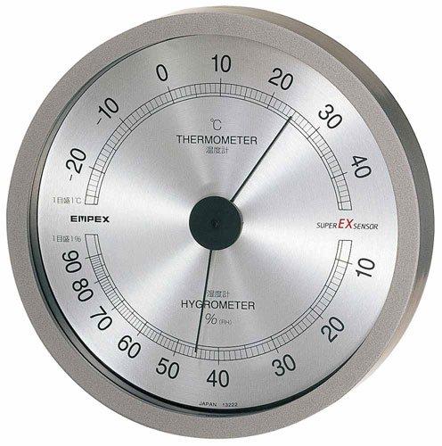 スーパーEX高品質 温・湿度計の写真