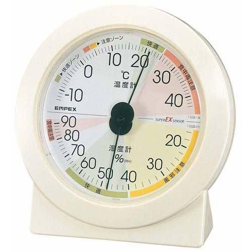 高精度UD温・湿度計の写真