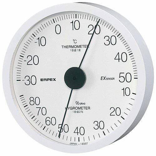 エンペックス エクストラ 温湿度計 TM-6201(1コ入)の写真