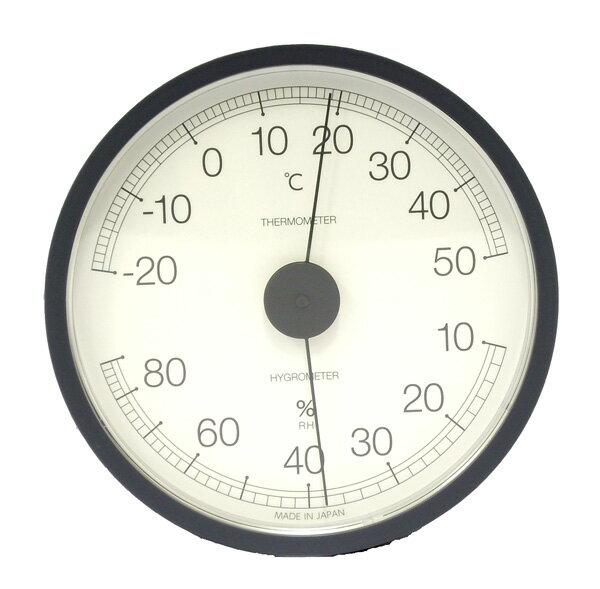 温湿度計アナログBM-7611の写真