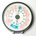 ビッグマン 温湿度計注意目盛付きBM-7622