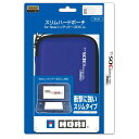 Game Accessory New Nintendo 3DS / Newニンテンドー3ds Ll スリムハードポーチ ブルー