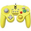 HORI ホリ クラシックコントローラー for Nintendo Switch ピカチュウ NSW-109画像