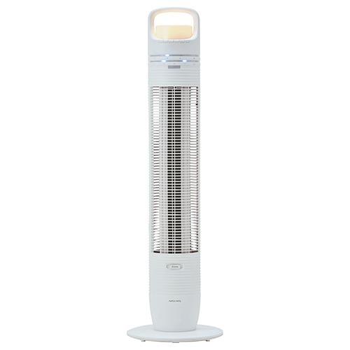 アピックス LEDタワーファン AFT-848RWH(1台)