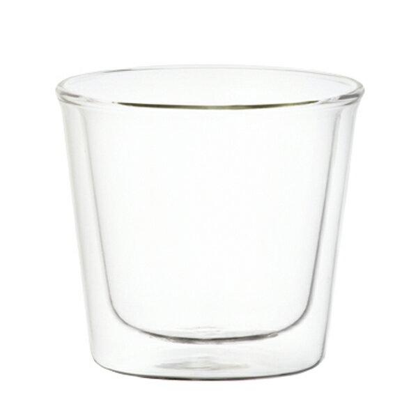 キントー KINTO CAST ダブルウォール ロックグラス 21430の写真
