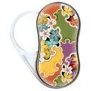 オリオンズ LEDスウィングルーペ デザイン01 撫子柄 SR-1900-01