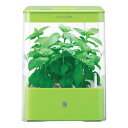 ユーイング 水耕栽培器 グリーンファーム キューブ グリーン UH-CB01G1-G