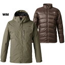 THE NORTH FACE Zeus Triclimate Jacket NP61641画像