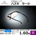 プリヴェAG Hazuki ハズキルーペ ラージ 紫 ブルーライト対応カラーレンズ 1.6倍画像