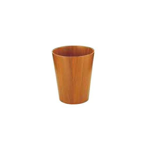 サイトーウッド 木製ルーム用ゴミ入れ チークグレイン 903中の写真