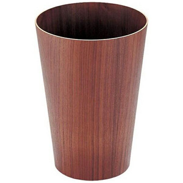 木製 ルーム用ゴミ入れ ウォールナット 903WNの写真