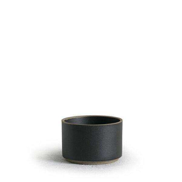 hasami porcelainボウル  blackの写真