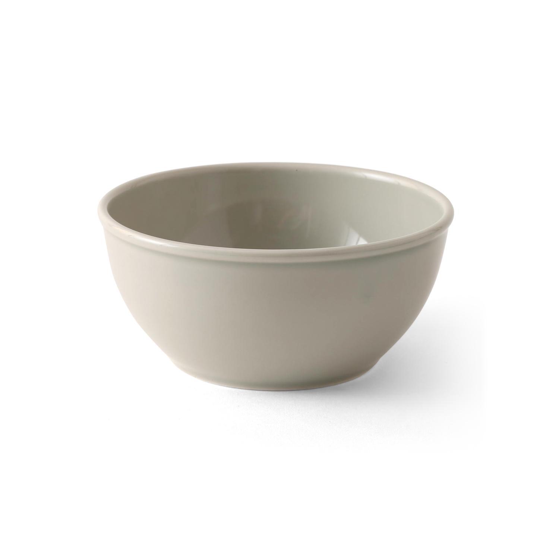 西海陶器 コモン ボウル   グレー 13223の写真