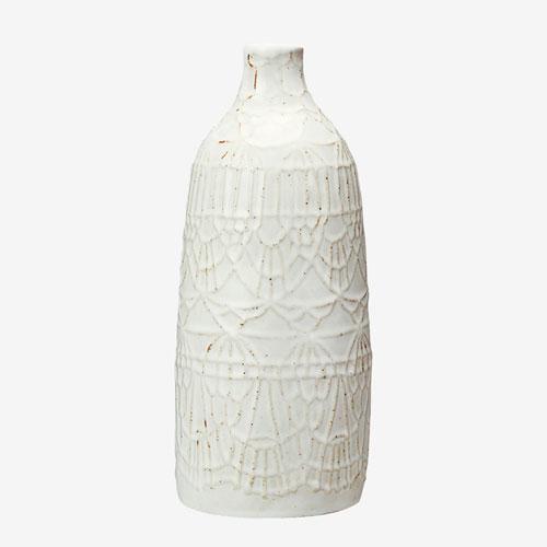 essence エッセンス +sendoily vase ドイリーベースmサイズの写真