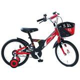 タマコシ 14型 幼児用自転車 ナビゲーターキッズ14 レッド/シングルシフト