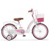 タマコシ 16型 幼児用自転車 ブーフーベビーキッズ16 ホワイト/シングルシフト