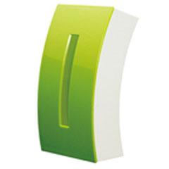 ティッシュケース BOW グリーンの写真