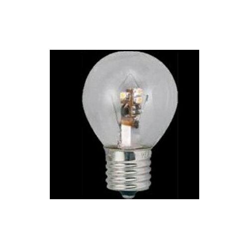 S35形LEDランプ 電球色 E17 クリア LDA1LG35E173(1コ入)