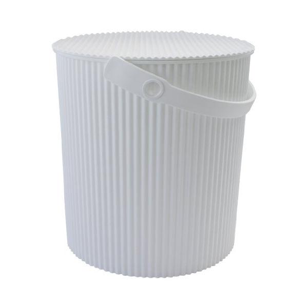 omnioutil bucket/ オムニウッティ モノトーン バケツll 20リットル 八幡化成 の写真