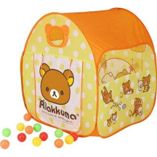 室内が遊び場になるおもちゃ~ボールプール・テント~