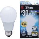 アイリスオーヤマ LED電球 一般電球タイプ 昼白色相当 E26口金 325lm LDA3N-G-3T2