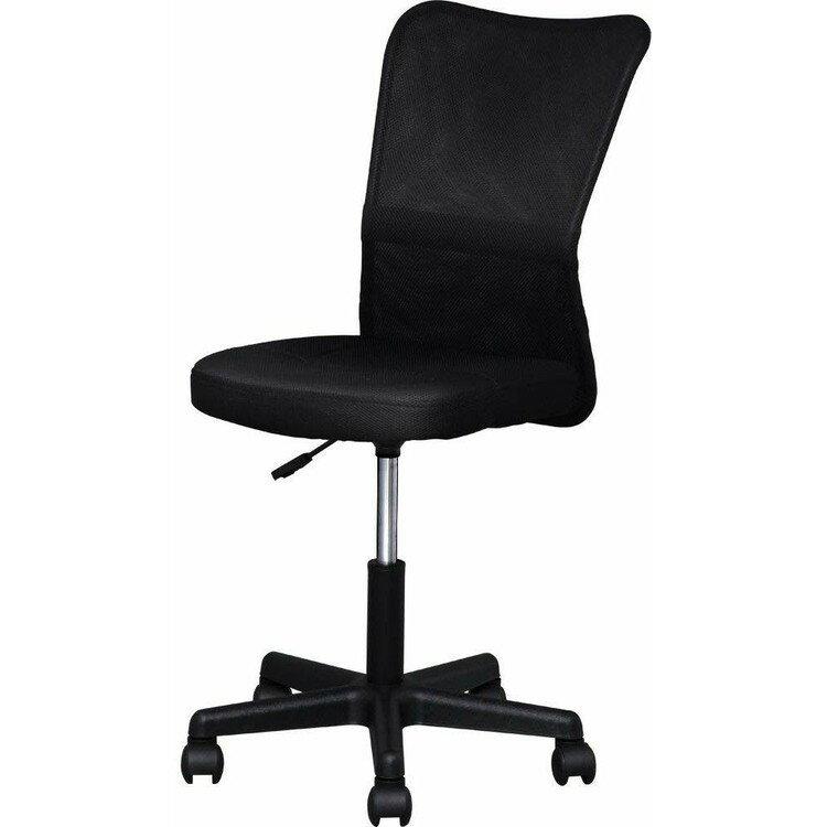 メッシュバックチェア オフィス 事務 チェア 椅子 イス H-298Fの写真