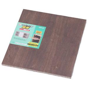 アイリスオーヤマ カラーボックス用 棚板 幅27×高さ25×厚さ1 ブラウン 横置き専用 CXT-27