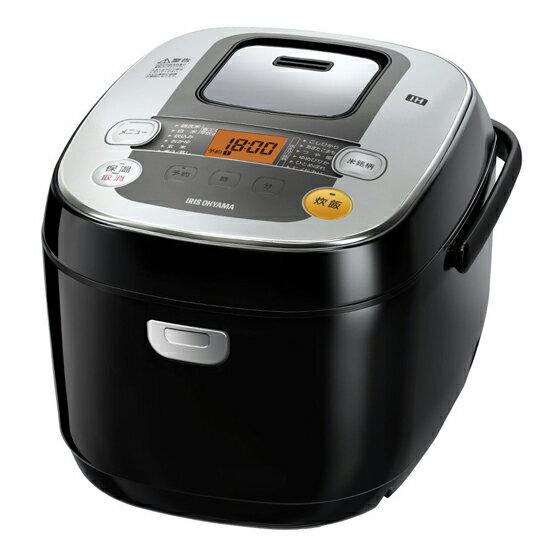 IRIS  IHジャー炊飯器 米屋の旨み 銘柄炊き RC-IB10-B