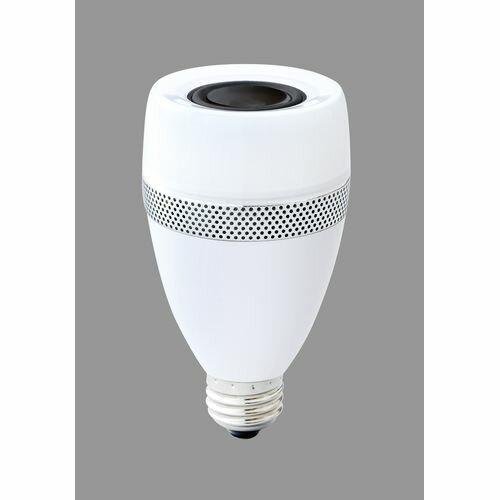 IRIS スピーカー付LED電球 LDF11L-G-4S