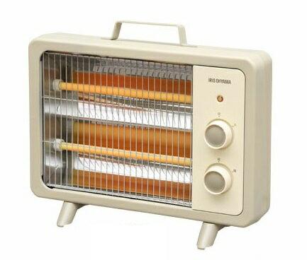 アイリスオーヤマ 電気ストーブ EHT-800D-C暖房 電気ストーブ 遠赤外線の写真