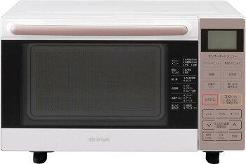 IRIS  オーブンレンジ MO-F1801-WPGの写真