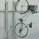 ダイケン 自転車ラック 垂直式吊り下げラック サイクルフック CF-B 1台用